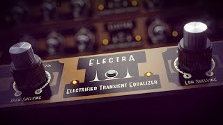 The Electra - Punching Up & Widening the Drum Buss