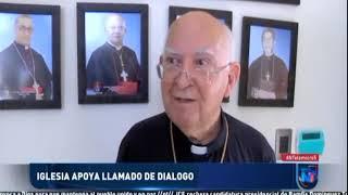 Iglesia apoya llamado al diálogo #EmisiónEstelar 25 febrero 2020