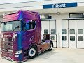 2018 (Multi-Colors Edition) Scania S520 V8 Power Next Generation