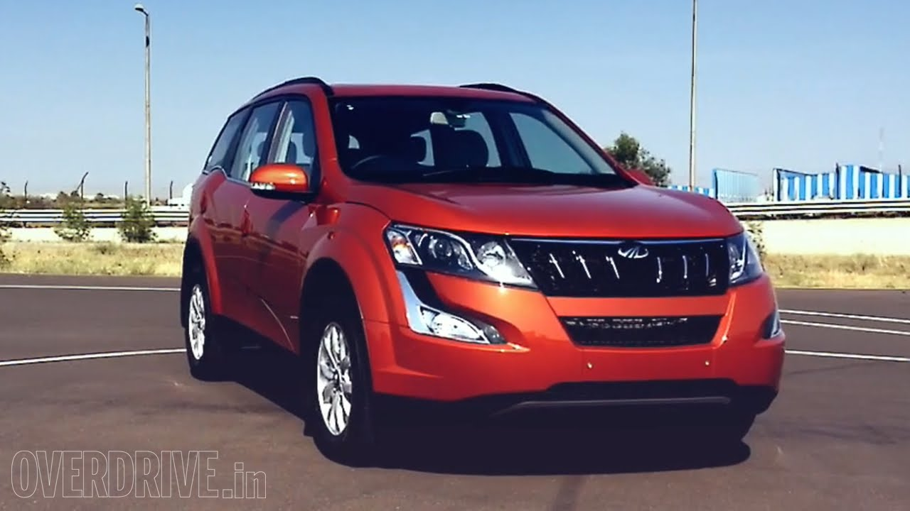 Quick Look: Mahindra XUV500 (facelift)