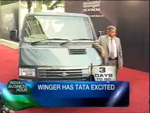 Tata launches Winger Platinum