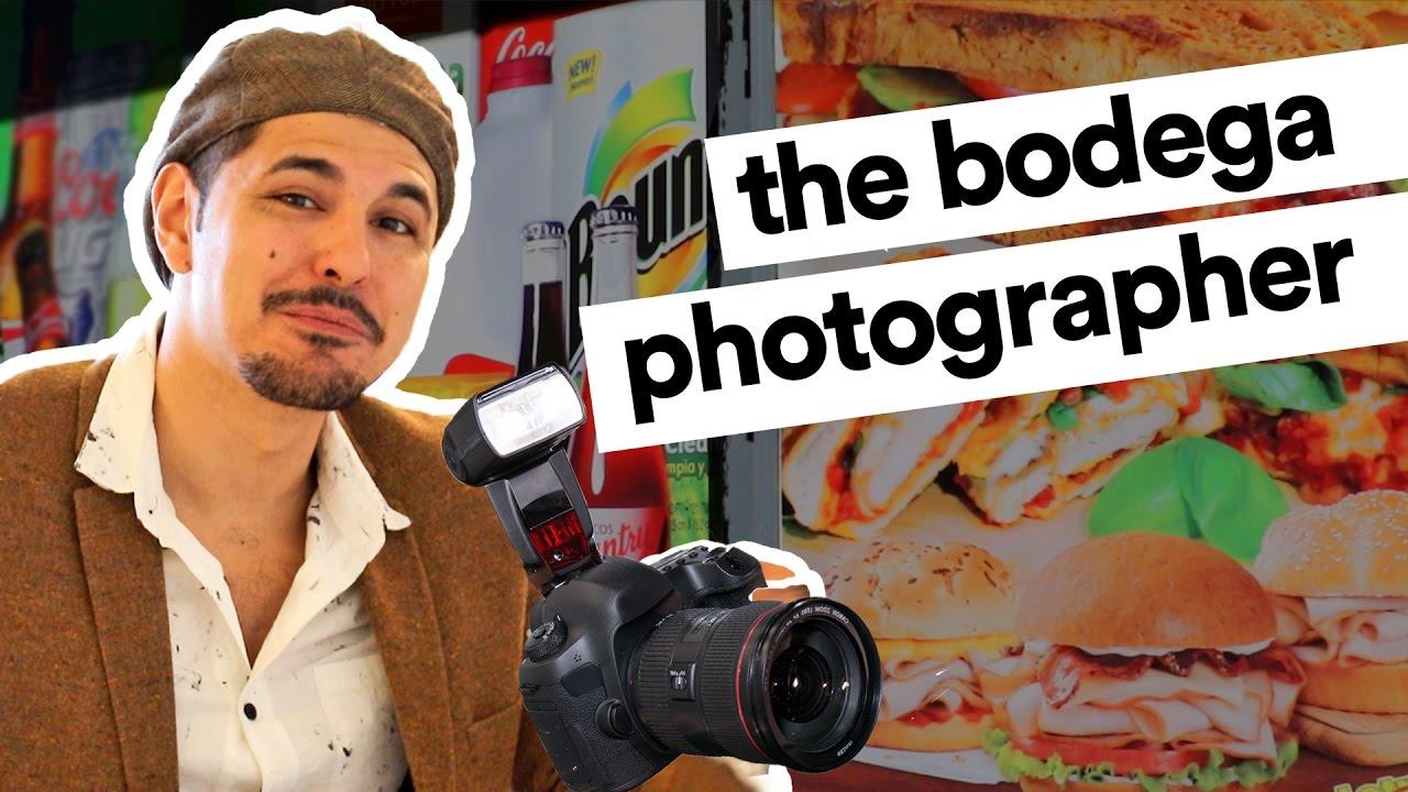 Behind The Mystery: The Bodega Photographer | mitú