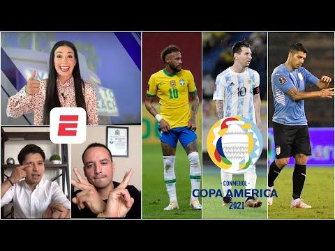 COPA AMÉRICA. BRASIL, ARGENTINA y URUGUAY, los principales candidatos a ganar el torneo | Exclusivos