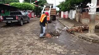ALMA da rápida respuesta a las familias afectadas por fuertes lluvias