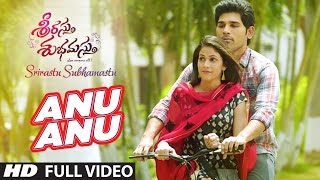 Anu Anu Full Video Song