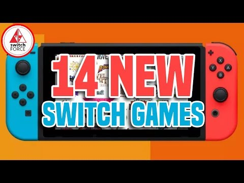 connectYoutube - All 14 Nindies Switch Games - OUR IMPRESSIONS + DETAILS