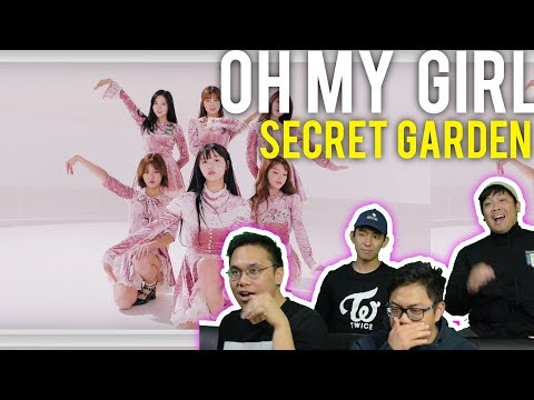 connectYoutube - Finding OH MY GIRL at a