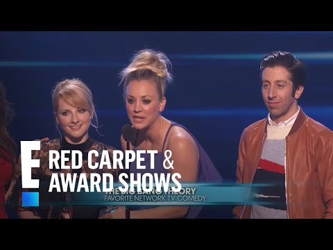 connectYoutube - The Big Bang Theory is The People's Choice for
