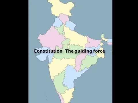Gov India Explained - 2. The Indian Constitution