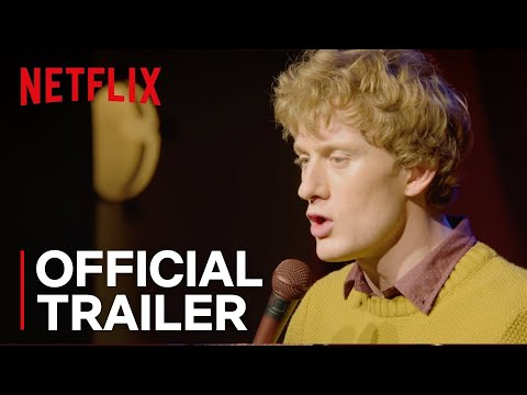 connectYoutube - James Acaster: Repertoire | Official Trailer [HD] | Netflix