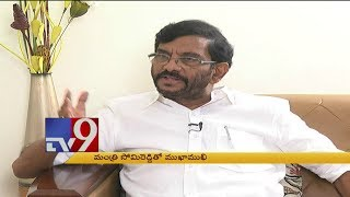 Face to Face with Somireddy Chandramohan Reddy-Mukha Mukhi