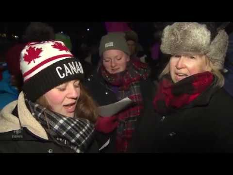 Caroling in the Park an annual Toronto Christmas tradition