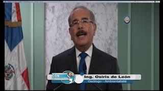 ING OSIRIS DE LEÓN Y SU EXPOSICIÓN SOBRE EL TOQUE DE QUEDA Y LA REALIDAD DEL CORONAVIRUS EN RD