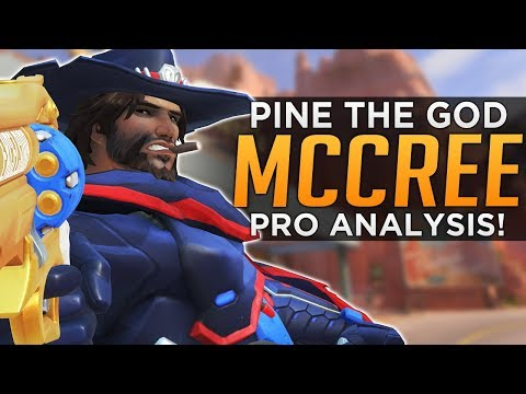 connectYoutube - Overwatch: Why PINE Is a McCree GOD! - Pro Analysis