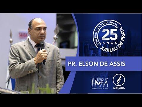 25º Congresso de Missões do Ceifeiros - Pr. Elson de Assis - 10 11 2019