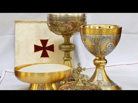 Thánh Lễ Chúa Nhật 24 Mùa Thường Niên 15/9/2019 dành cho những người không thể đến nhà thờ