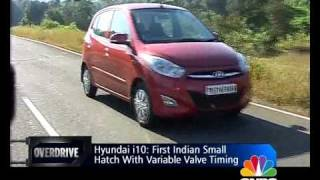 New Hyundai i10 on OVERDRIVE