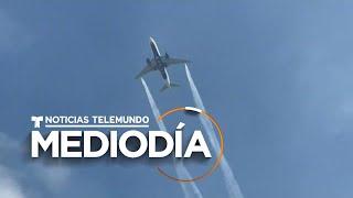 Por qué el avión de Delta tuvo que liberar combustible antes de aterrizar   Noticias Telemundo