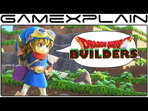 connectYoutube - Dragon Quest Builders  - Nintendo Switch Preview DISCUSSION