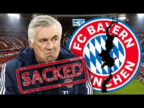 BREAKING: Bayern Munich Have SACKED Carlo Ancelotti! | UCL Review