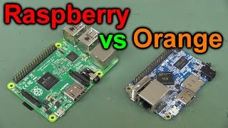 EEVblog #883 - Orange Pi One vs Raspberry Pi 2