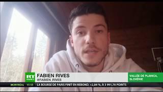 Un journaliste de RT France testé positif au coronavirus en Slovénie