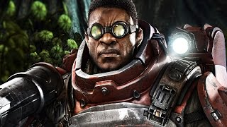 Evolve: Parnell Gameplay - Full Match - IGN First