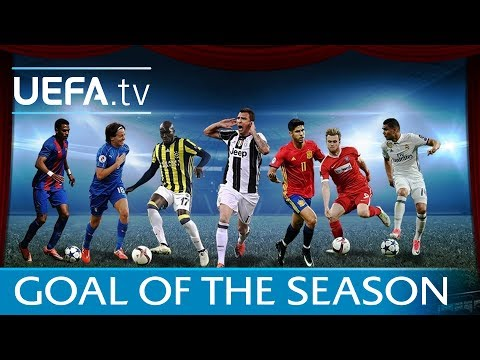 Goal of the Season 2016/17 - Vote now!