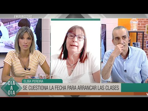 Elbia Pereira: no estamos preparados para comenzar