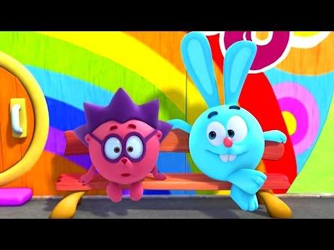 Кадр из мультфильма «Смешарики. Новые приключения. Билет в один конец»