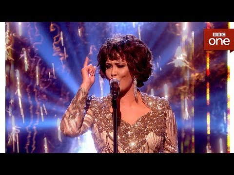 Belinda Davids sings I have Nothing by Whitney Houston - Even Better Than the Real Thing - BBC One