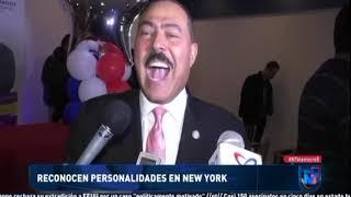Reconocen personalidades en New York #EmisiónEstelar 25 febrero 2020