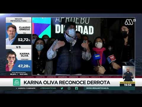 Esto está comenzando: Daniel Jadue habla tras resultados de Gobernadores en Chile