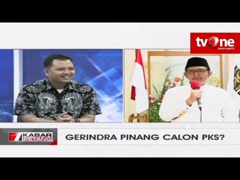 Gerindra - PKS Cari Paslon Pilpres 2019