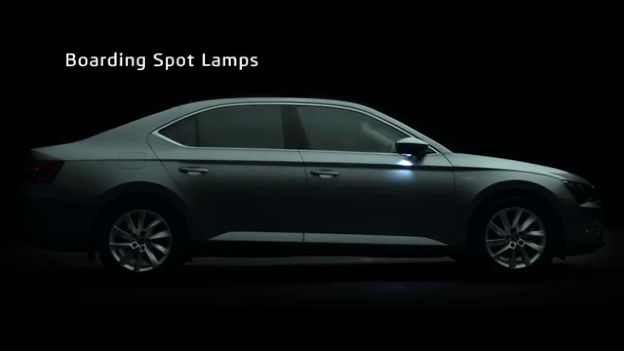 All New KODA Superb- Comfort and Convenience