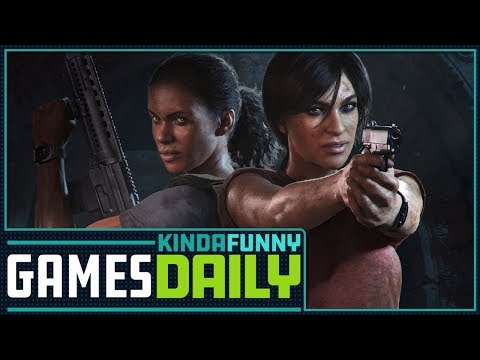 From Uncharted to Avengers? - Kinda Funny Games Daily 01.04.18