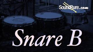 Ply Shell Snare Drum Shootout: Brady vs. Sonor Prolite vs. Pork Pie Percussion