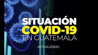 Situación del COVID-19 en Guatemala
