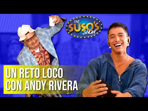 ANDY RIVERA sufrió de bullying en ESPAÑA - ¡Nos cuenta TODO! #TheSusosShow Caracol Tv