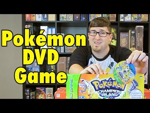 connectYoutube - The Pokémon DVD Board Game | Champion Island