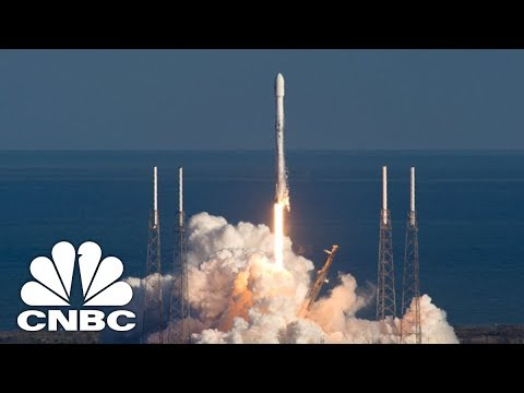 LIVE: SpaceX Attempts To Launch 5 Satellites - May 22, 2018   CNBC