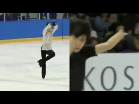 Yuzuru Hanyu - SEIMEI (SBS comparison)