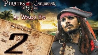 Прохождение Pirates of the Caribbean: At World's End PC [#2]