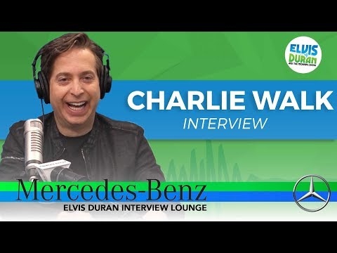 connectYoutube - Charlie Walk Chats Fox's New Show 'The Four' and Discovering Julia Michaels | Elvis Duran Show