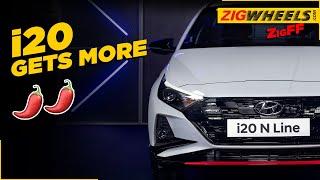 Hyundai i20 N Line | More Spice Is Nice! | ZigFF