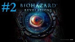 Resident Evil Revelations Часть 2 Еще Больше Боли