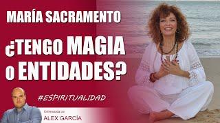 ¿CÓMO SABER SI TENGO MAGIA O ENTIDADES, con María Sacramento ???? AlexcomunicaTV