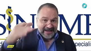 Entrevista Mario Alberto Quesada, Presidente del Sindicato de Médicos Especialistas