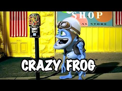 connectYoutube - Crazy Frog - Crazy Frog In The House