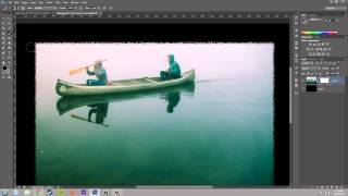 Photoshop CS6 Tutorial - 141 - Creating Custom Mask Effects